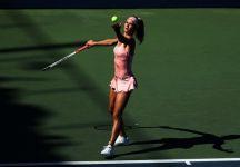WTA Shenzhen: Camila Giorgi esce di scena in semifinale