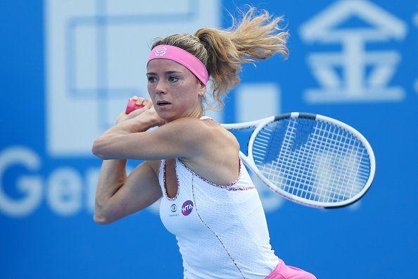 Camila Giorgi classe 1991, n.90 WTA