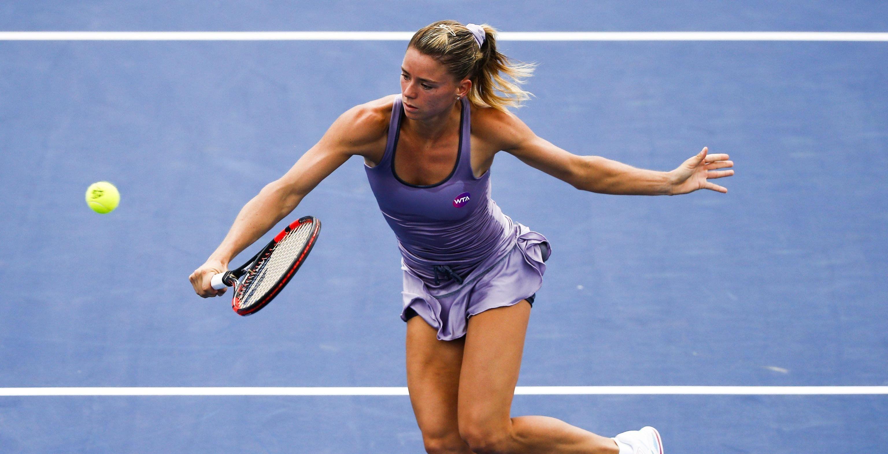 Camila Giorgi classe 1991, n.73 WTA