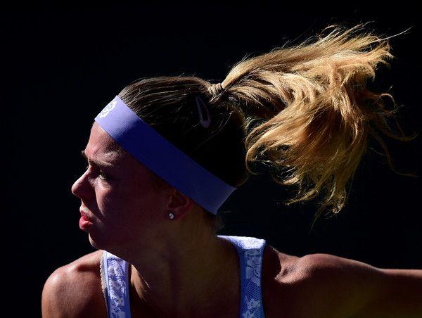 Camila Giorgi classe 1991, n.95 WTA