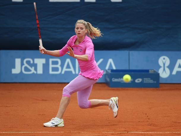 Camila Giorgi classe 1991, n.99 WTA