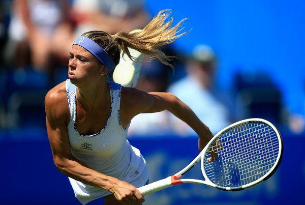 Camila Giorgi classe 1991, n.102 WTA