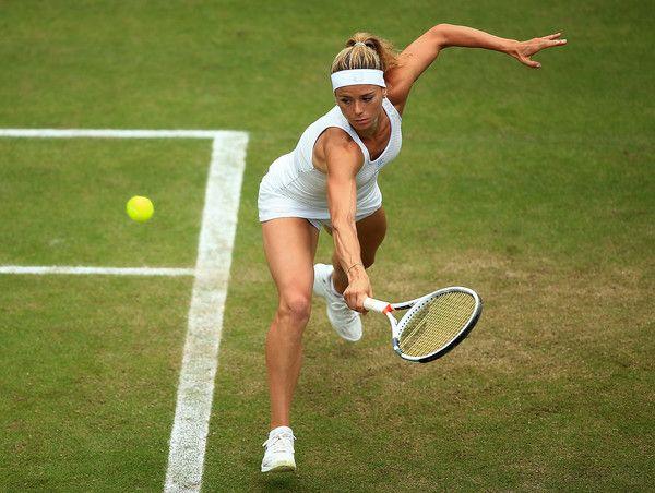 Camila Giorgi classe 1991, n.86 WTA