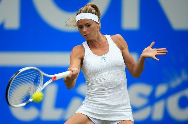 Camila Giorgi classe 1991, n.84 WTA