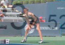 Video del Giorno: Camila Giorgi e il time violation da 24 secondi