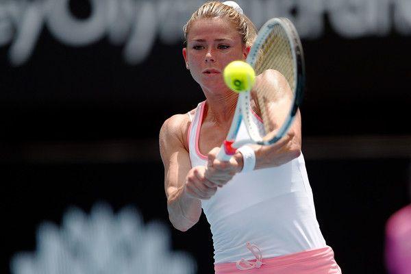 Camila Giorgi classe 1991, n.63 WTA