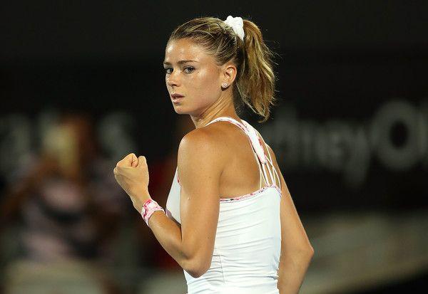 Camila Giorgi classe 1991, n.61 WTA