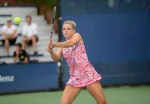 WTA Quebec City: Il Tabellone Principale. Ostacolo americano per Camila Giorgi