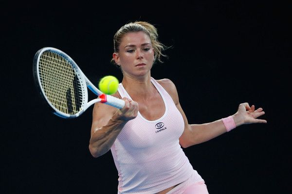 Camila Giorgi classe 1991, n.58 WTA