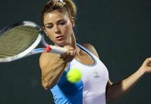 WTA Praga: Camila Giorgi sconfitta in semifinale dopo aver servito per il match sul 5 a 4 nel terzo set