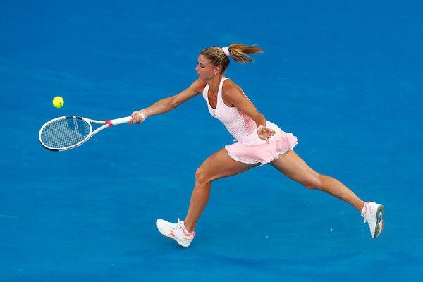 Camila Giorgi classe 1991, n.59 WTA