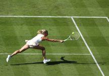 Ranking WTA Live: Camila Giorgi rientra nelle top 50