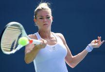 WTA Linz: Live i risultati con il dettagliato del Day 2. Camila Giorgi al secondo turno