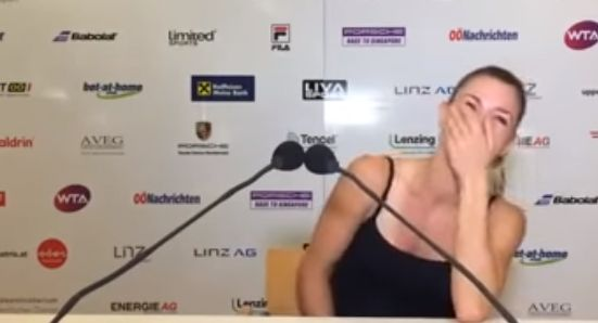 Camila Giorgi classe 1991, n.28 WTA