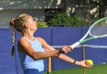 Classifica WTA Italiane: -7 per Camila Giorgi