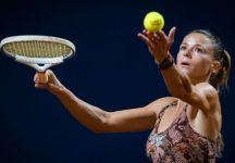 WTA Praga: Niente da fare per Camila Giorgi (Video)