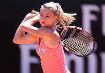 WTA Strasburgo: Camila Giorgi dopo quasi 3 ore di dura battaglia elimina la wild card transalpina Claire Feuerstein (dopo essere stata ad un passo dalla sconfitta) ed accede ai quarti di finale