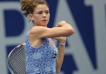 WTA Katowice: Camila Giorgi vola in finale. Domani sarà alla caccia del secondo successo in carriera
