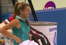 Video del Giorno: La bella vittoria di Camila Giorgi contro Agnieszka Radwanska a Katowice