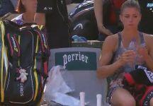 Roland Garros: Camila Giorgi cede in due set a Garbine Muguruza
