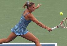 WTA Cincinnati: Camila Giorgi e Roberta Vinci eliminate al secondo turno. Sconfitte da Stephens e Peng