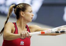WTA Linz: Risultati LIVE delle finali. Trionfo di Camila Giorgi