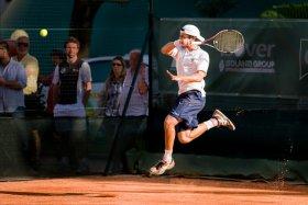 Daniele Giorgini in finale a Biella
