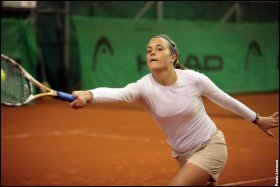 Claudia Giovine 20 anni, n.385 del mondo