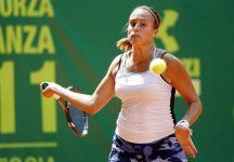 ITF Santa Margherita di Pula: Risultati Quarti di Finale e Semifinali. Claudia Giovine in finale
