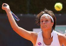 WTA Roma: Claudia Giovine lotta ma viene eliminata in tre set dall'americana Mchale