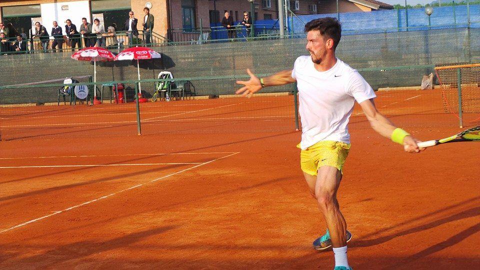 Alberto Giraudo nella foto