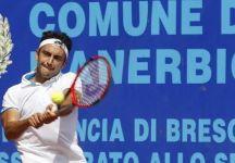 ATP Ginevra: Risultati Primo Turno Quali. Fuori Lorenzo Giustino