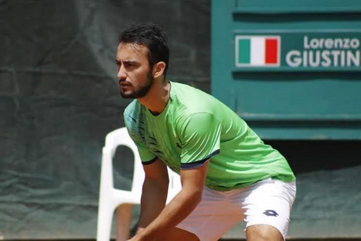 Lorenzo Giustino classe 1991 e n.227 ATP