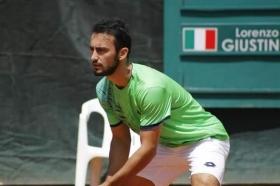 Lorenzo Giustino classe 1991, n.273 ATP