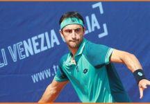 Challenger Cordenons: Lorenzo Giustino approda in semifinale (Video)