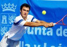 Challenger Meerbusch: Fuori al primo turno Lorenzo Giustino