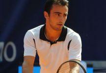 Challenger Marburg: Eliminato Lorenzo Giustino