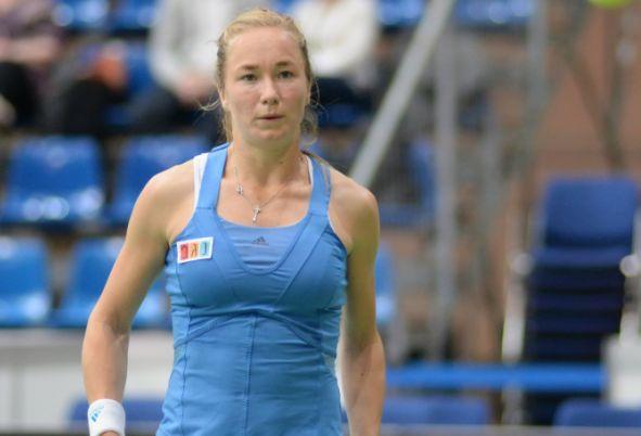 Julia Glushko nella foto