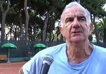 Gene Gnocchi all'assalto degli Internazionali BNL d'Italia, giovedì sarà in campo al Tennis Club Genova