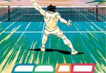 GOAT – Un graphic novel italiano sul tennis