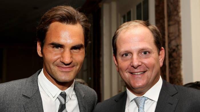 """Il manager di Roger Federer sulla Laver Cup: """"Non intendiamo """"uccidere"""" la Coppa Davis."""""""