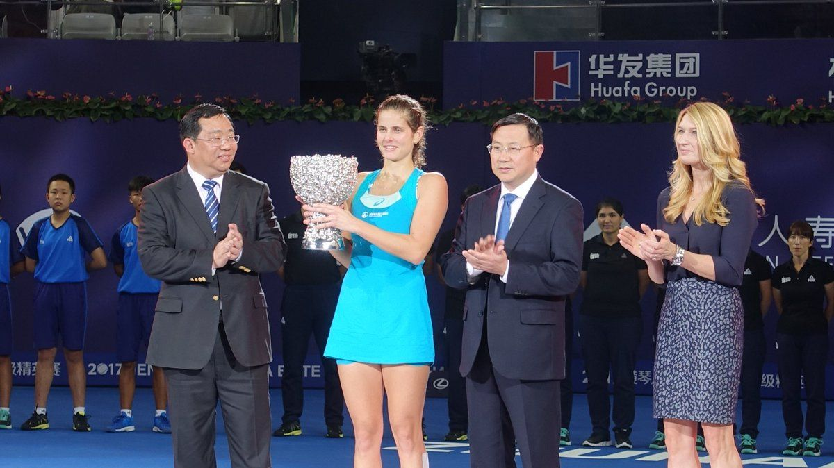 Risultati dal WTA Elite Tropy di Zhuhai