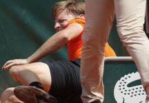 L'allenatore di Goffin accusa gli organizzatori del Roland Garros