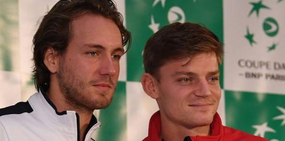 La Finale Davis: chi vincerà fra Francia e Belgio?