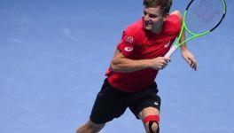Davis Cup – Finale – Francia vs Belgio 1.-1: Nessuna sorpresa. Goffin supera Pouille e Tsonga vince facile contro Darcis