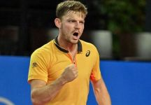 David Goffin vince il quinto titolo in carriera a Montpellier ((Video)