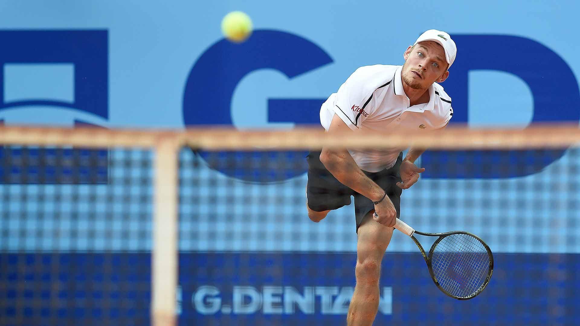 Ranking ATP Live: La situazione aggiornata in tempo reale. Best ranking per David Goffin ...