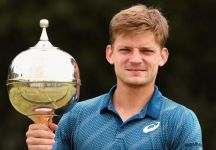 David Goffin con Thomas Johansson