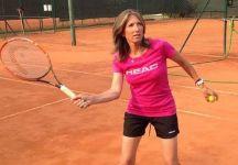 Un match vincente tra Aspria Harbour e Laura Golarsa