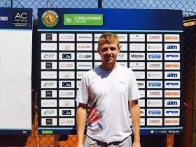 Andrey Golubev, kazako classe 1987,: è stato numero 33 del mondo